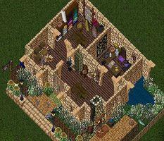 Cómo diseñar una casa en Ultima Online