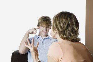 Cómo discutir temas delicados con adolescentes