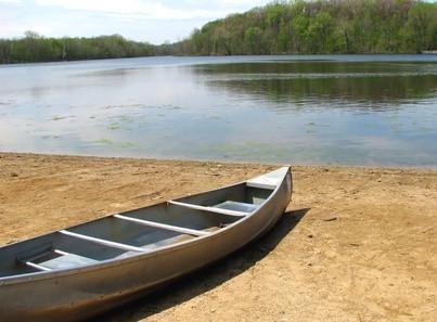 Cómo arreglar una canoa de aluminio