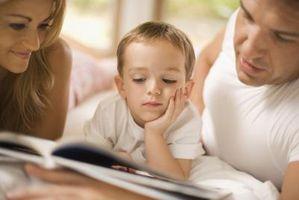Ayudando a los niños a concentrarse en la lectura