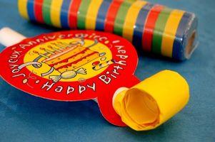 Los niños la fiesta de cumpleaños otras ciudades cerca de Denver, Colorado