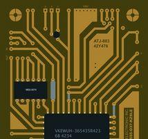 Cómo utilizar una impresora láser para hacer pistas de cobre para una PCB