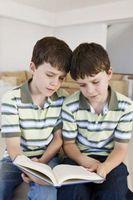 Cómo ayudar a los niños ver los libros como regalos
