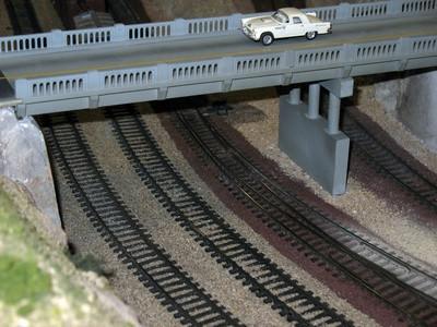 Cómo construir una cama de la pista Modelo del ferrocarril