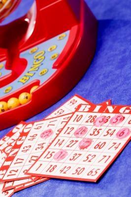 Ideas del tema de bingo para Tarjetas