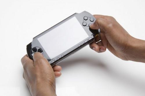 Cómo ir en Facebook en una PSP