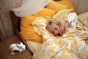 Responder a la noche de su hijo despertares
