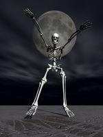 Juegos de Halloween Esqueleto