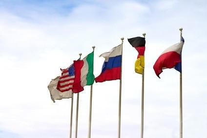 Carroza de ideas de las naciones de todo el mundo