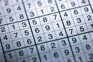 Los diferentes juegos de Sudoku