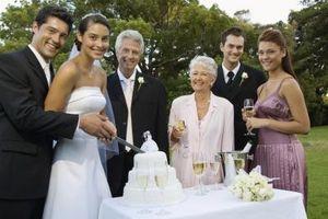 Preguntas recepción de la boda Etiqueta