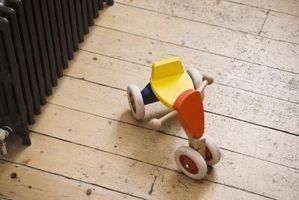 Proyectos para trabajar la madera de juguete