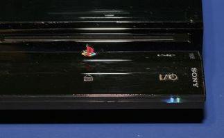 Usted puede reemplazar al jugador de Blu-ray en una PS3?