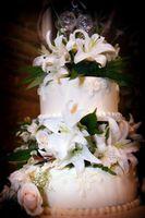 Sabores de pasteles de boda