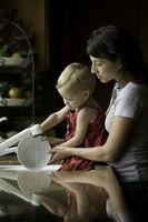 Las diferencias entre niños en edad preescolar y Adolescentes