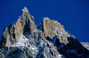 Impactos de meteoritos hacer Causa El desgaste de las Montañas?