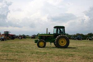 John Deere Tractor Juegos