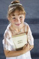 Lo que se desgastan las muchachas por la Santa Comunión?