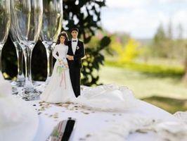 ¿Cuánto cuestan las decoraciones de la boda?