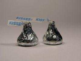 Hershey Kisses manualidades