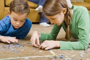 Juegos y actividades para niños en edad escolar