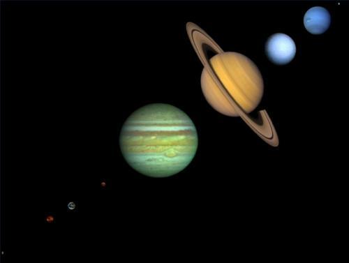 Cómo identificar los planetas visibles