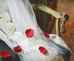 Cómo hacer tocados de novia con flores de seda