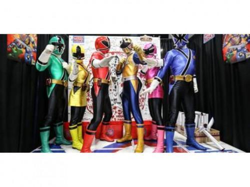 ¿Cómo hacer un traje de Power Rangers