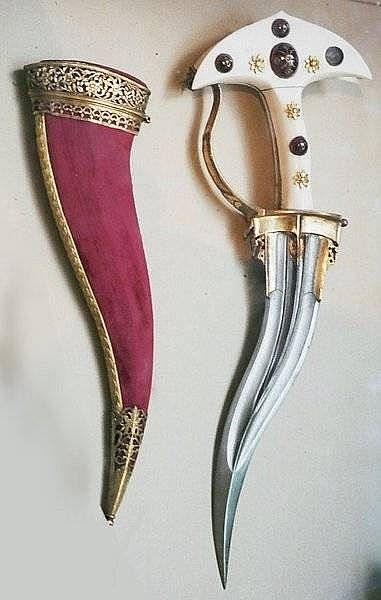 Cómo recoger los cuchillos antiguos
