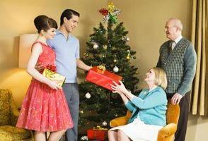 Ideas de regalos de Navidad para los residentes de asilos de ancianos