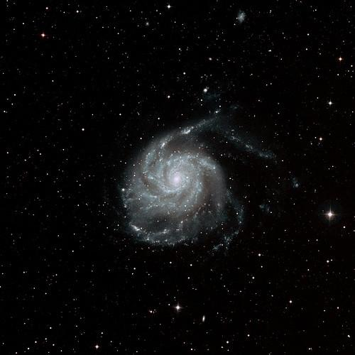 Datos acerca de las galaxias espirales