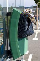 Las mejores bolsas de basura para el Medio Ambiente