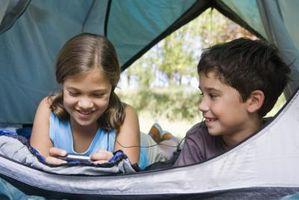 Las mejores tiendas de campaña emergente para niños