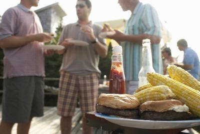 Juegos de verano Cookout