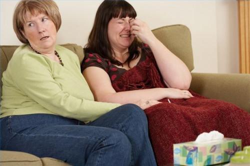 Cómo ayudar a su hija adolescente manejar el estrés