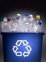 ¿Las empresas de reciclaje de plástico Botellas Prefiero aplanado?