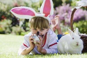 Ideas para la búsqueda del tesoro de Pascua Cribas