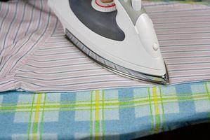 Cómo poner un parche para camisetas en el interior de un bolsillo