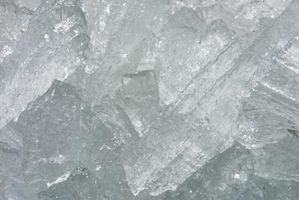 Cómo fijar el precio de una caja de hielo roble antiguo