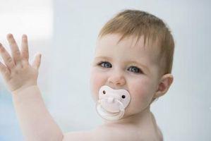 ¿Qué hace a largo plazo el uso de chupete hacer para los dientes de su hijo?
