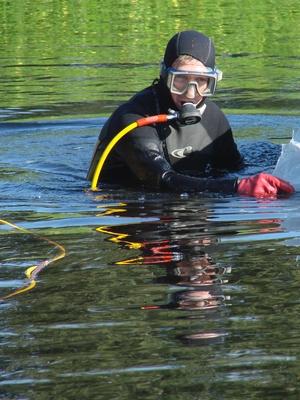 Cómo calcular la presión bajo el agua