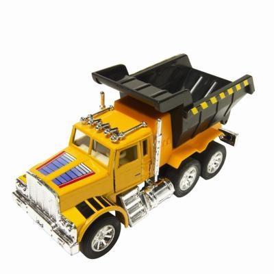 Cómo construir una escala RC Truck