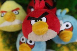 Cómo descargar el juego Angry Birds para el Nook Color