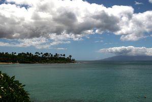 Los problemas del agua y de pesca en Hawaii