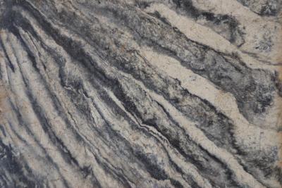 Los tipos de rocas metamórficas: Foliada gneis