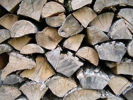 ¿Cómo medir el calor de combustión de la madera