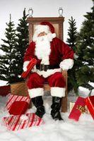 Cómo escribir cartas a Santa para la primera Navidad