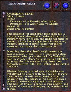 """¿Cómo encontrar el Corazón de Xechariah en """"Planescape Torment"""""""