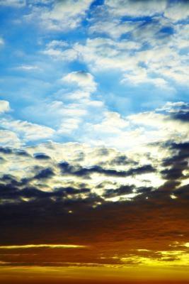 Los 9 tipos diferentes de nubes