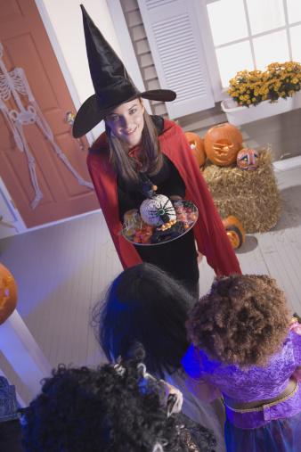 Los alimentos temáticos para Halloween